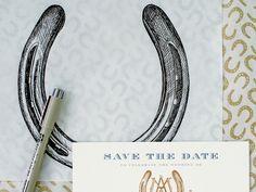 horseshoe / illustration / custom design / ©Tenn Hens Design