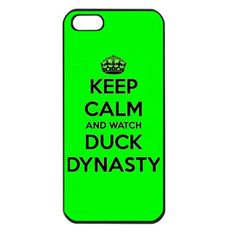 Keep Calm and watch duck dynasty iPhone 5 case #iphone #luulla