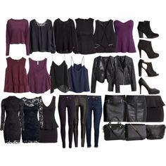 All spell breaks loose. All spell breaks loose. Gothic Fashion, Diy Fashion, Ideias Fashion, Fashion Outfits, Womens Fashion, Casual Goth, Casual Outfits, Cute Outfits, Katherine Pierce Outfits