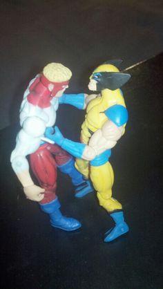 Wolverine vs. Piledriver
