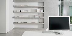 #Microtopping riveste completamente uno Studio di #architettura e #design. #rivestimenti #superfici #ufficio