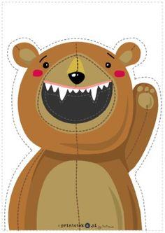 Printable Activities For Kids, Toddler Learning Activities, Preschool Printables, Montessori Activities, Easy Crafts For Kids, Toddler Crafts, College Crafts, Emergent Literacy, Preschool Writing
