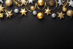 Find Beautiful Christmas Golden Silver Deco Baubles stock images in HD and millions of other royalty-free stock photos, illustrations and vectors in the Shutterstock collection. Silver Christmas, Christmas Deco, Christmas Crafts, Christmas Tree, New Year Background Images, Gold Wallpaper Background, Happy New Year Wallpaper, Event Poster Design, Photo Libre