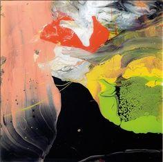 Flow 2013-P6 By Gerhard Richter ,2013