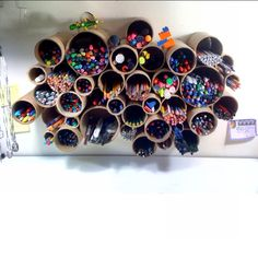 Pen organization