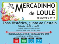 Tomorrow at #Loulé #algarve #portugal #crafts #market See the upcoming markets too