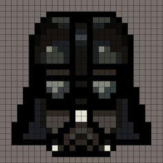 Pixel ID Card 'Darth Vader'