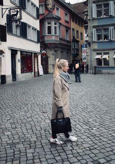 Outfit Mantel Zara