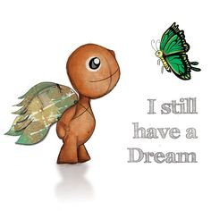 I stille have a dream - Amparo Cortes #quote