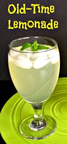 Leah shares her secret for perfect, old-time lemonade. It's such a simple recipe and is the one I use when I make lemonade from scratch. She includes some great ideas for ingredients to add, in case you'd like to jazz up this old-fashioned favorite. Mint. Berries. Fresh Basil. And more. Click on…