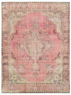 light pink vintage rug - Google Search