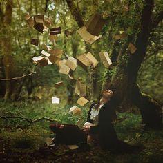 I wish books grew on trees.  ;)