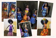 Barbie Fashionista Bought 4 of them. Had fun.