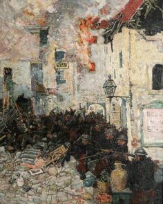 The Great War scene Henry Soulen