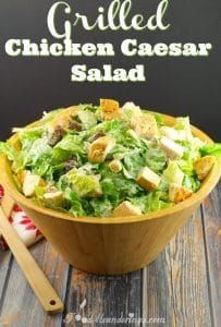 French Delicacies Essentials - Some Uncomplicated Strategies For Newbies Grilled Chicken Caesar Salad - This Grilled Chicken Caesar Salad Boasts The Best Caesar Salad Dressing Ever And Anyone That Has Tried It Agrees. Grilled Chicken Caesar Salad, Salad Chicken, Ham Salad, Quinoa Salad, Fruit Salad, Canadian Food, Breast Recipe, Healthy Dessert Recipes, Healthy Food