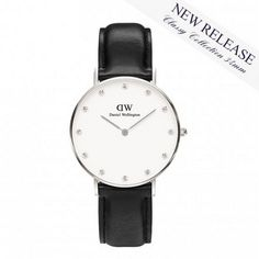 The Classy Collection is now bigger and better! Pictured here is The Classy Sheffield. Find it at www.danielwellington.com.