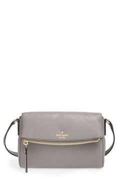 kate spade new york 'cobble hill - mini carson' crossbody bag available at #Nordstrom