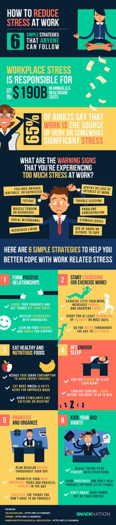 How to Reduce Stress at Work: 6 Simple Strategies Anyone Can Follow
