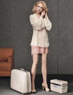 Nicole Kidman by Craig McDean for W Magazine Movie Issue - Chanel