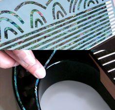 Amazon.com: Binding Inlays for Body/Headstock