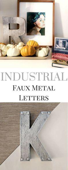 Industrial Zinc Faux