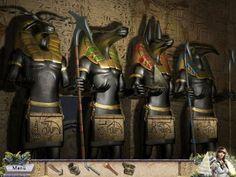 Spiel «Riddles of Egypt» 08.08.2016 http://de.topgameload.com/?cat=casualpcgames&act=game&code=10069  Eine schreckliche Dunkelheit erwacht in Ägypten! Kannst du uralte Puzzles und teuflische Rätsel lösen, um das Böse zu besiegen?Altes Ägypten - Zeitalter der Pharaonen. Eine Dunkelheit bedroht das Land. Dem Orden der Priester gelingt es diese böse Energie zu überlisten und tief unter der Erde einzusperren, damit sie dort in der Ewigkeit der unterirdischen Nacht schlummert... #spiel #spiele…