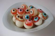 Candy eyeballs!