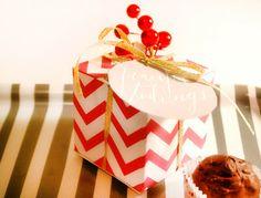 mufn inc: Printable Holiday Gift Box Holiday Gifts, Christmas Gifts, Holiday Treats, Christmas Ideas, Christmas Countdown, Christmas Decor, Xmas, Free Christmas Printables, Free Printables