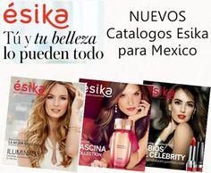 Esika Nuevos Catalogos 2016 para Mexico. #MiBellezaMisLogros #fanesika #cosmeticosesika #esikamexico