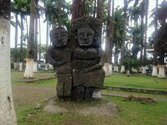 en el Parque Vargas de Limón