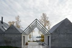 Summerhouse Lagnö Überdachung