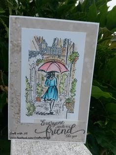 Stampin' Up! Beautiful You Mediterranean Moments Watercolor Pencils Occasions 2017