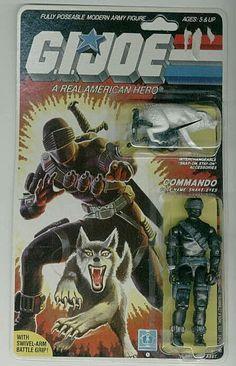 Snake Eyes (v2) G.I. Joe Action Figure - YoJoe Archive