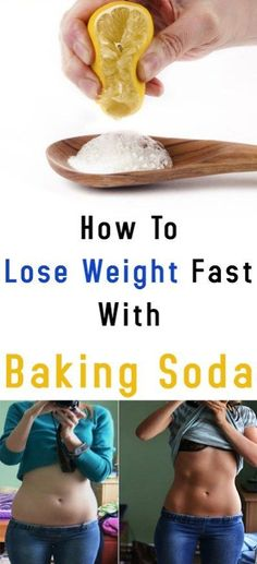 How To Lose Weight Fast With Baking Soda #health #soda #baking #fitness #weightloss