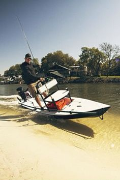 Thomas Scoggins Pelican Flats Boats 13' ft Ambush