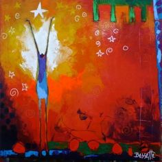 """""""Reach,"""" Available in two editions in sizes ranging from 16x16 to 36x36"""