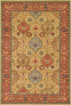 Light Brown Allover Sultanabad Area Rug