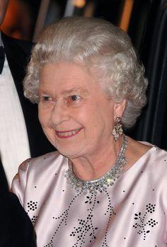 Queen Elizabeth II Photos Photos - 'Casino Royale' UK Premiere - Zimbio