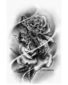 Half Sleeve Tattoos Drawings, Tattoo Design Drawings, Tattoo Sketches, Hip Tattoos Women, Mom Tattoos, Tattoos For Guys, Tatoos, Tattoo Bar, Tattoo Foto
