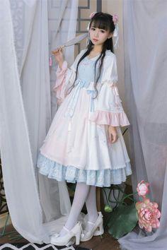 #qilolita #chilolita #lolitafashion #jfashion #chinese #lolita #cheongsam #qipao