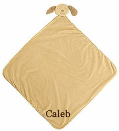 "Napping Blankets measure a generous 29"" x 29."" Soft to snuggle up with, machine-washable and cashmere-soft. A Little Bit Of This Cashmere Soft Puppy Nap Blanket (29""x29""). Click the image to get more information about the product, including personalization options, at our online store!"