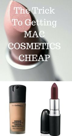 MAC at a discount! Shop MAC Cosmetics & other brands at up to 70% off! Click image to install the free Poshmark app now! As seen on Good Morning America & Techcrunch.