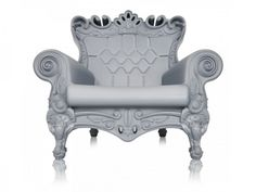 Feel like royalty with 'Queen of Love Chairs' - Adorable Home