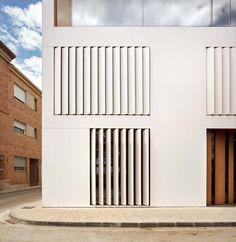 "KRION Solid Surface en ""Casa en la huerta"" Ramon Esteve"