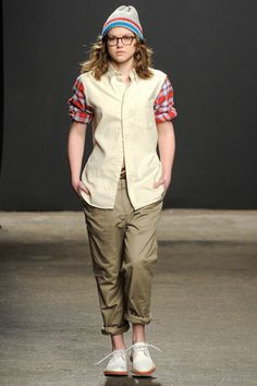 Mark McNairy New Amsterdam Fall 2014 Menswear Collection - Vogue