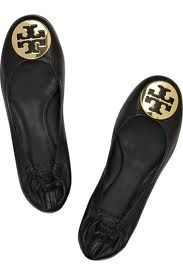 I love Tory Burch Flats ! Dress up or dress down !