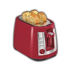 ハミルトンビーチ (Hamilton Beach) ® ensemble™ レトロな ポップアップ トースター Extra-Wide Slot 2 Slice Toaster [並行輸入品] ハミルトンビーチ (Hamilton Beach) http://www.amazon.co.jp/dp/B00VB4BQPM/ref=cm_sw_r_pi_dp_Igpjwb02HAFRN