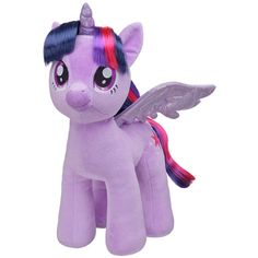 16 in. MY LITTLE PONY PRINCESS TWILIGHT SPARKLE® | Build-A-Bear Workshop