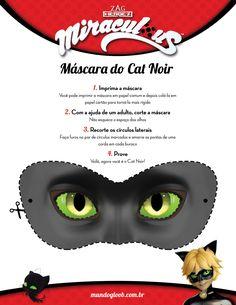 mascaras do miraculous - Pesquisa Google