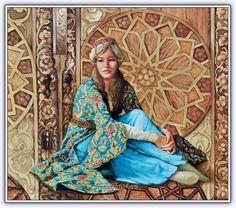 by kamil aslanger Portrait Photos, Arabian Art, Bagdad, Turkish Art, Arabian Nights, Ottoman Empire, Historical Clothing, Islamic Art, Traditional Art